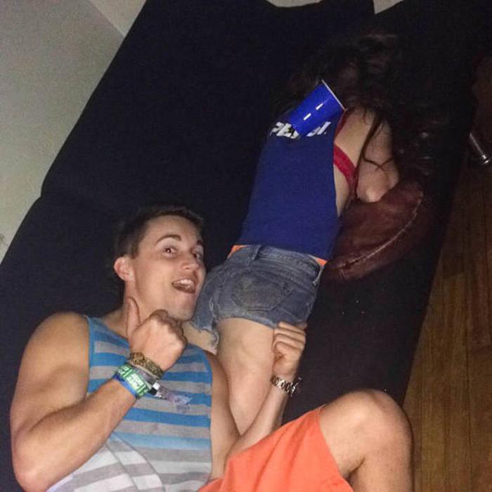Αυτό μπορεί να είναι οι επιπτώσεις ενός πίνουν πάρα πολλοί (45 pics)