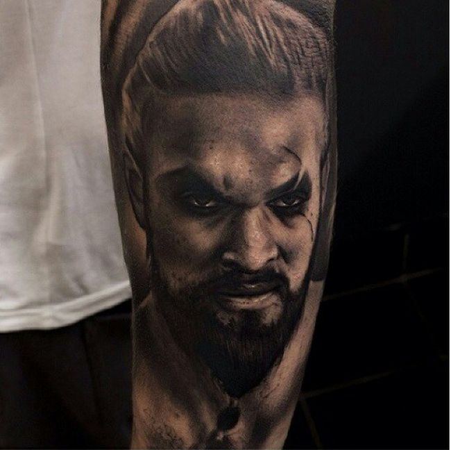 Game Of Thrones Tattoos That Are Absolutely Perfect (36 pics)