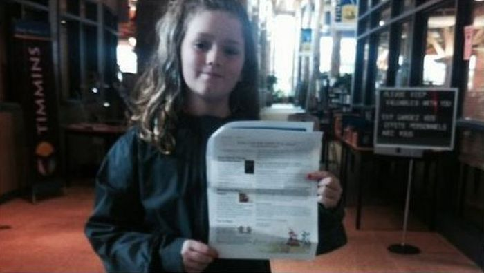 Girl Starts Petition So She Can Attend The 'Boys Only' Robotics Class (5 pics)