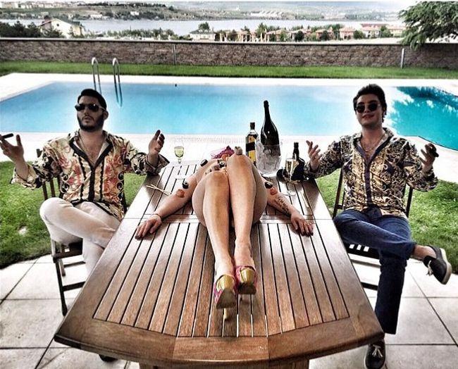 Rich Kids from Turkey (25 pics)