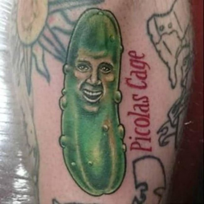 Tattoos That Are Full Of Awesome And Awful Puns (20 pics)