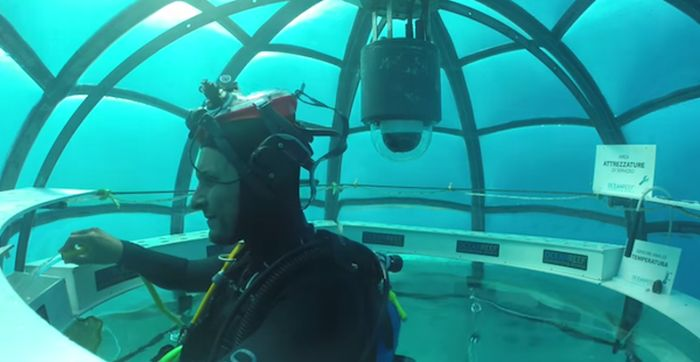 Scientists Have Created Greenhouses That Grow Gardens Underwater (5 pics)