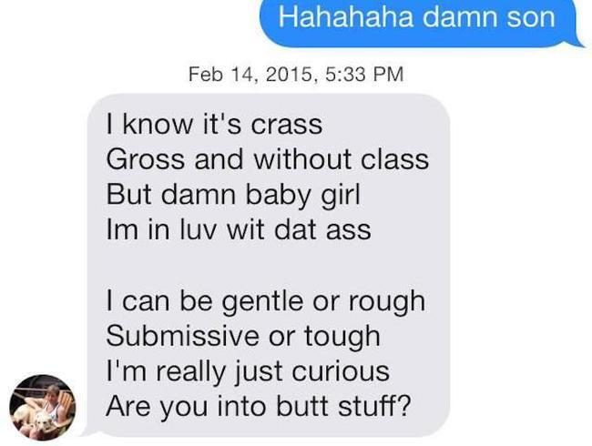 Hilarious Tinder Comebacks That No One Saw Coming (31 pics)