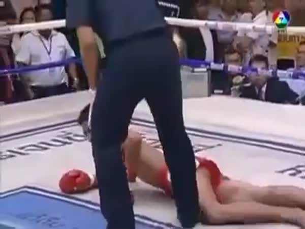 Unexpected Knockout