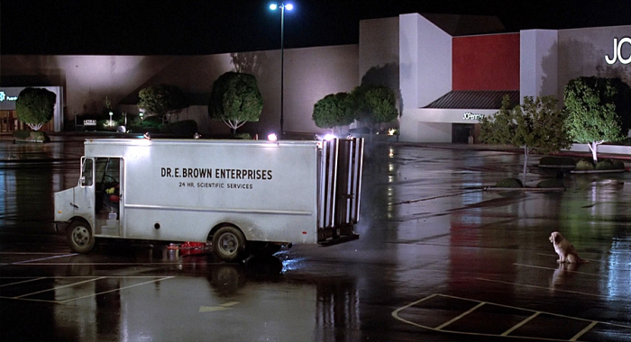 Real Life Locations From Back To The Future Then And Now (46 pics)
