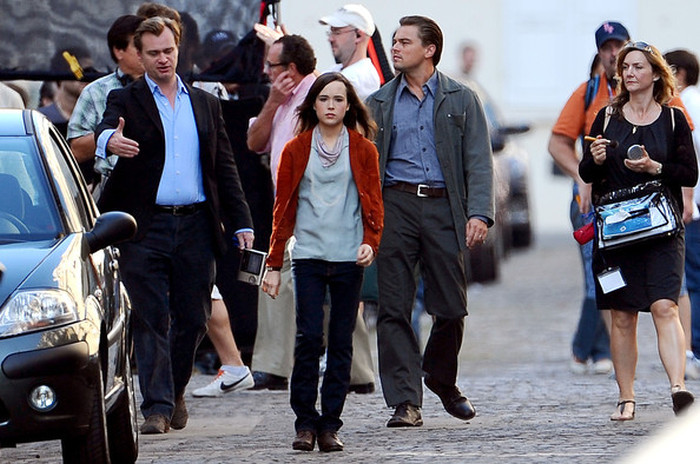 A Behind The Scenes Look At The Making Of Inception (26 pics)