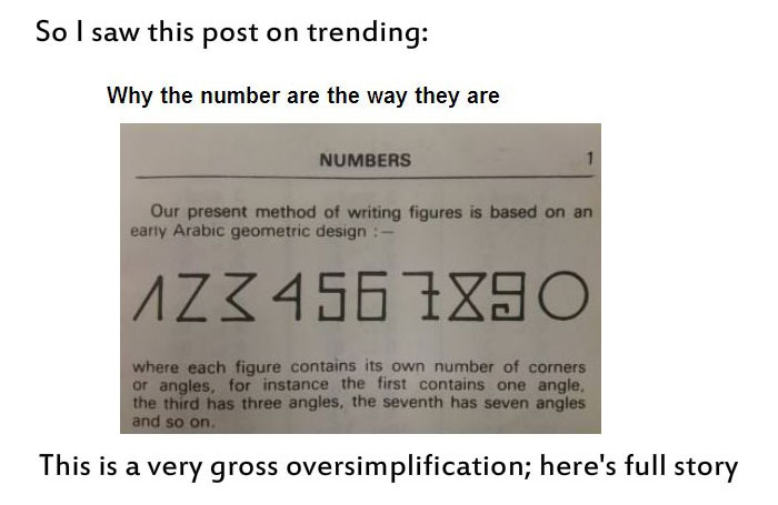 Everything You Need To Know About Why Numbers Are The Way They Are (8 pics)