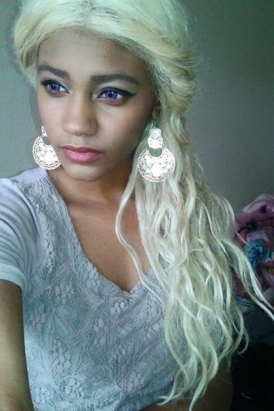 Say Hello To The Real Life Version Of Daenerys Targaryen (14 pics)