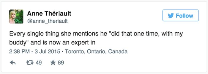 Anne Theriault Live Tweets A Couple's Horrible First Date (14 pics)