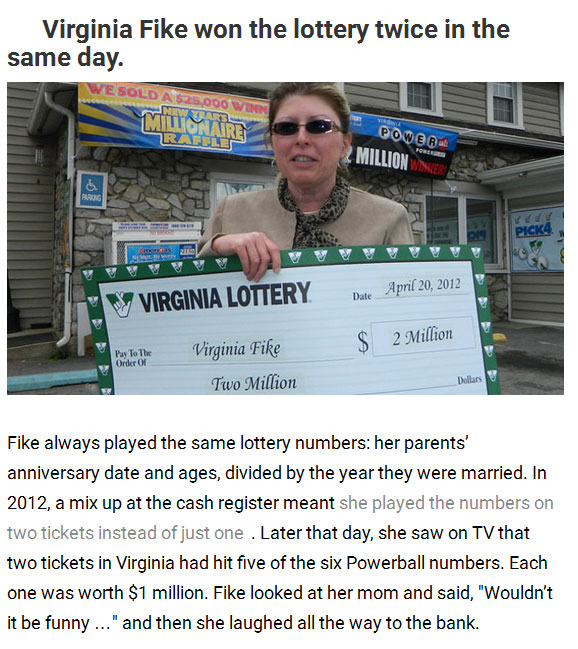 These 15 People Are Some Of The Luckiest People Ever (15 pics)