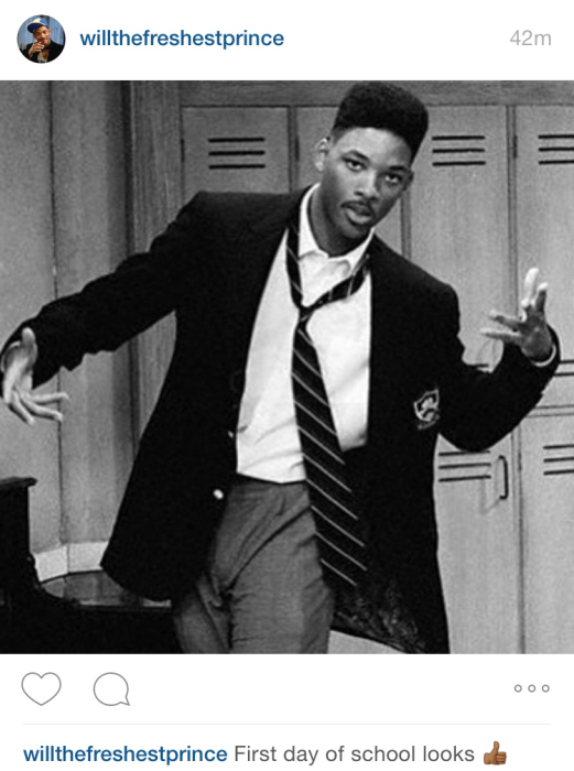 What The Fresh Prince Of Bel-Air's Instagram Account Would Look Like (16 pics)