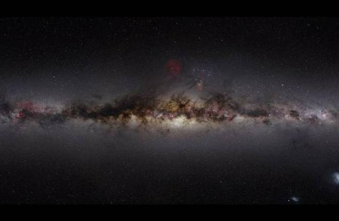 See The Milky Way Like You've Never Seen It Before (8 pics)