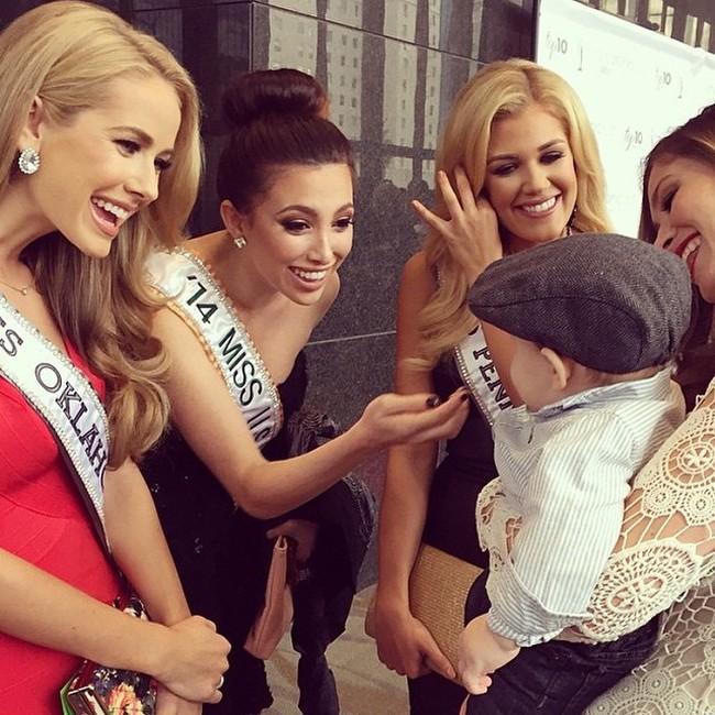 Meet The New Miss USA Olivia Jordan (20 pics)