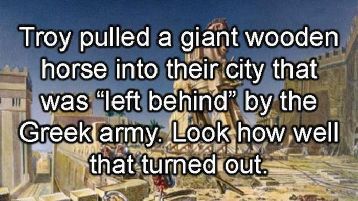 Baffling Fails That Have Happened Throughout History (19 pics)