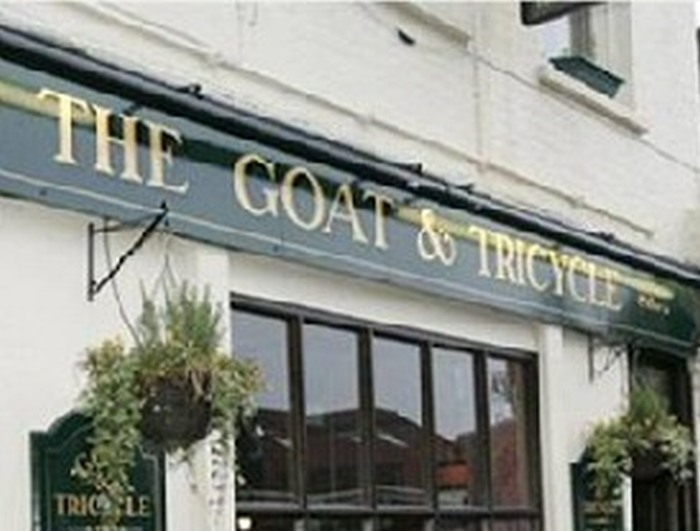 Bars With Names You Can't Help But Laugh At (23 pics)