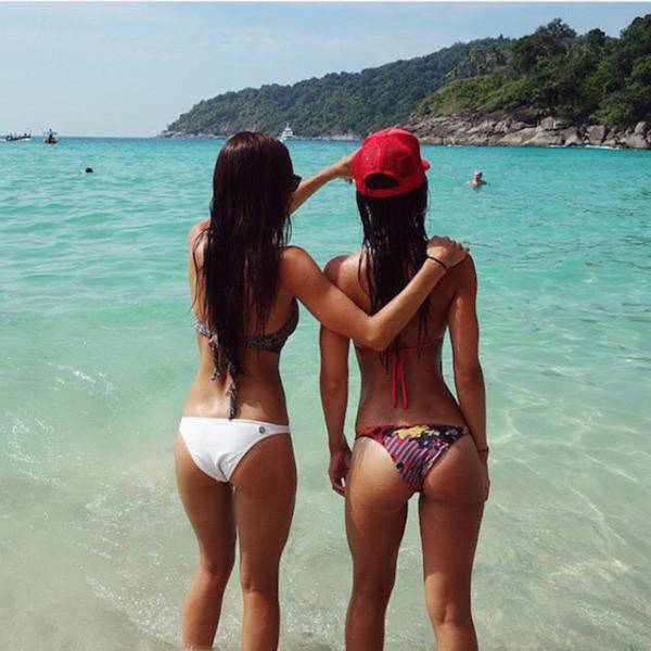 These Instagram Sisters Double The Hotness For Your Viewing Pleasure (24 pics)