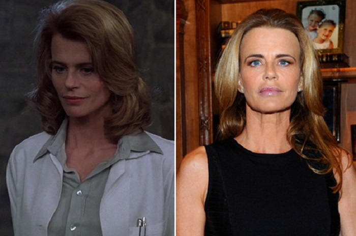 31 Iconic James Bond Girls Back In The Day And Today (31 pics)