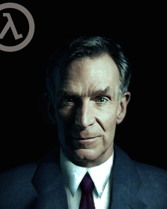 Bill Nye The Science Guy Gets The Photoshop Battle Treatment (25 pics)