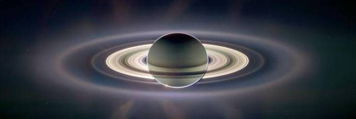 NASA's Cassini Spacecraft Takes Some Spectacular Pictures Of Outer Space (17 pics)