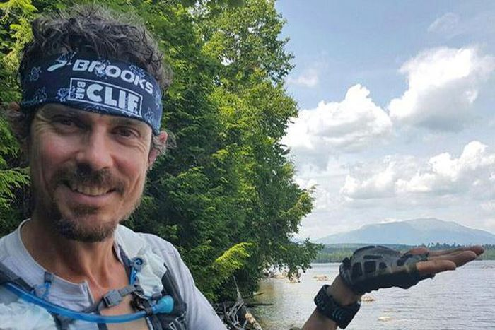 Marathon Runner Hikes The Appalachian Trail In Only 46 days (2 pics)