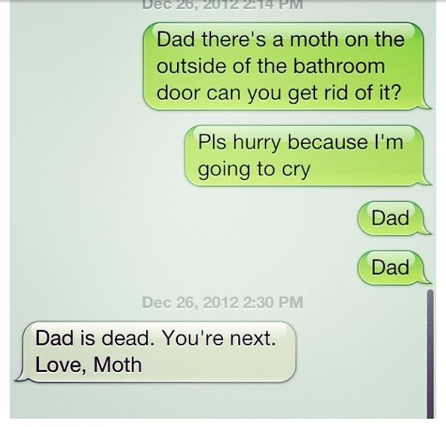 Dad Jokes Are So Bad That It Almost Makes Them Good (23 pics)