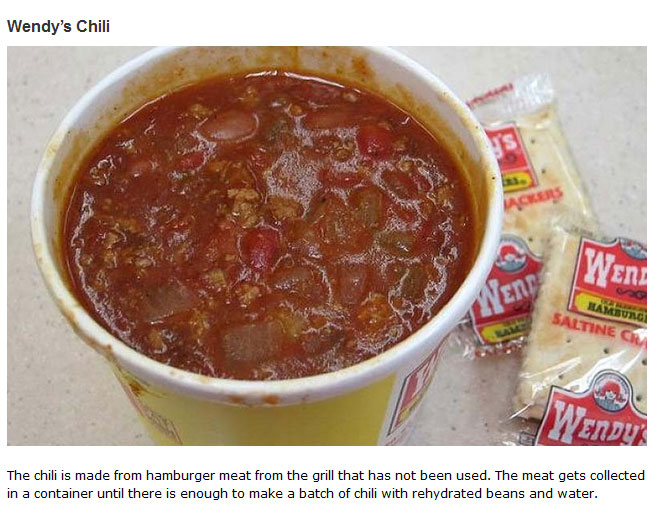 According To Fast Food Employees You Should Never Order These Foods (17 pics)
