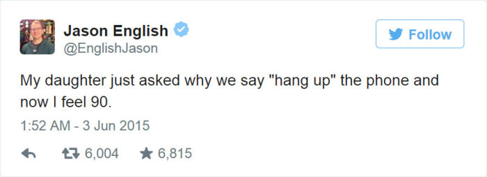 Technology Tweets That Sum Up The Generation Gap Between Parents And Kids (15 pics)