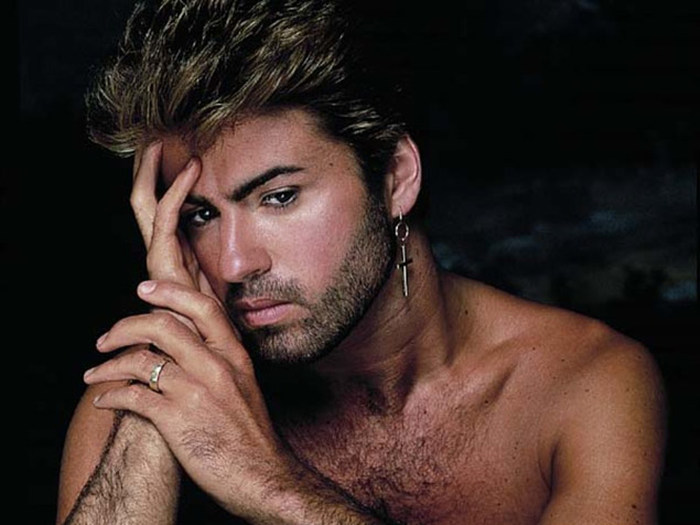 George Michael Is Almost Unrecognizable Now (2 pics)