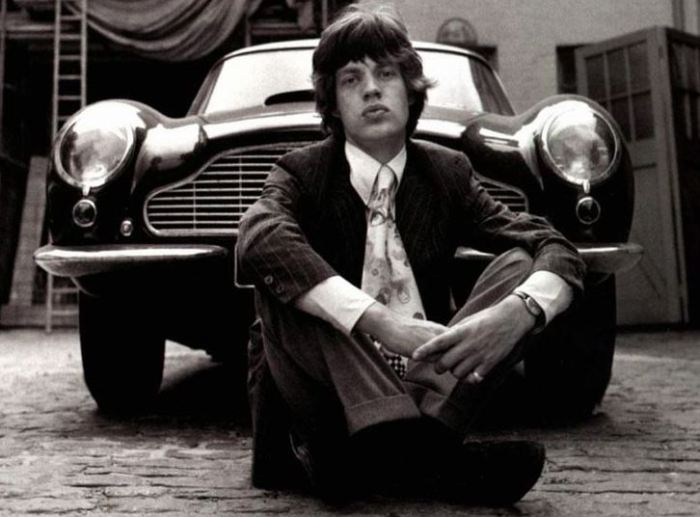 Cool And Random Photos Of Famous Celebrities (38 pics)