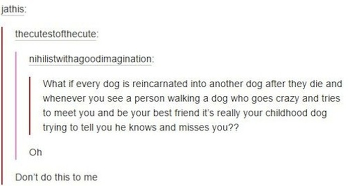 Those Times When Tumblr Really Made You Think (21 pics)