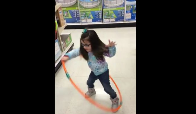 Hula Hooping Hailey