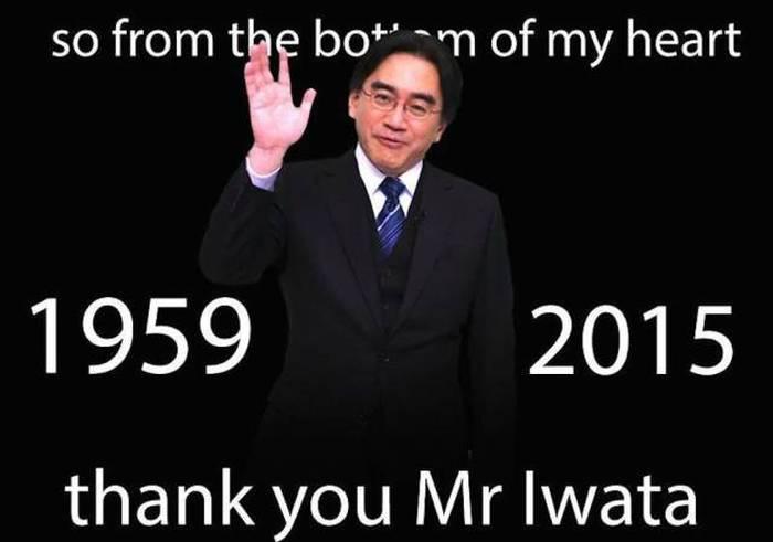 Nintendo's Late President Satoru Iwata Gets A Touching Tribute (9 pics)