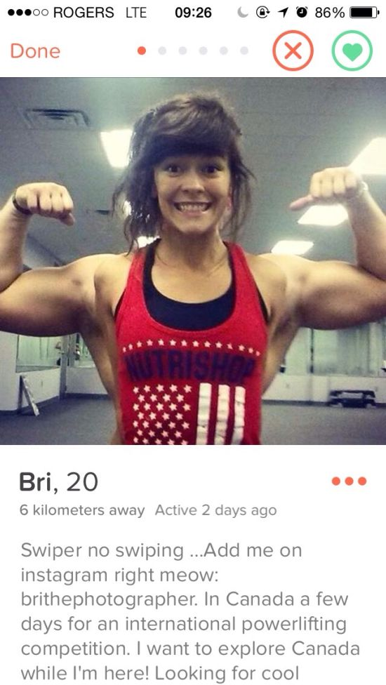 Strange And Awkward Tinder Profiles That Will Make You Say WTF?! (30 pics)