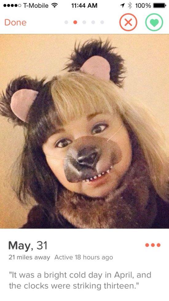 Strange And Awkward Tinder Profiles That Will Make You Say WTF?! (30 pics)