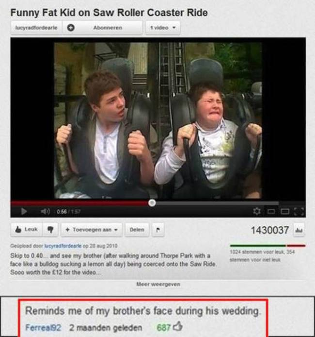 Witty YouTube Comments That Will Crack You Up (23 pics)