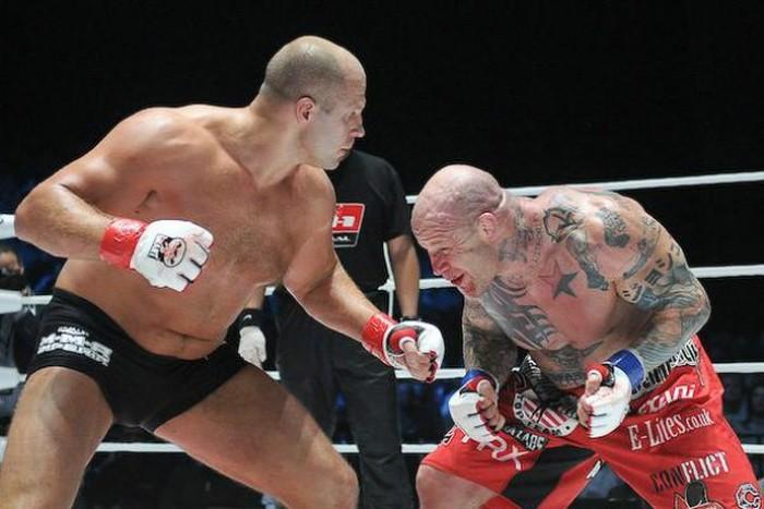 MMA Legend Fedor Emelianenko Is Coming Out Of Retirement (12 gifs)