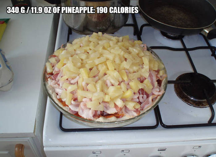 This Is What A Pizza Loaded With 9,000 Calories Looks Like (14 pics)