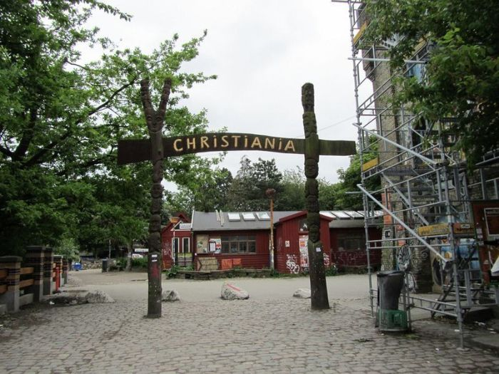 What Like Looks Like In Freetown Christiania (12 pics)