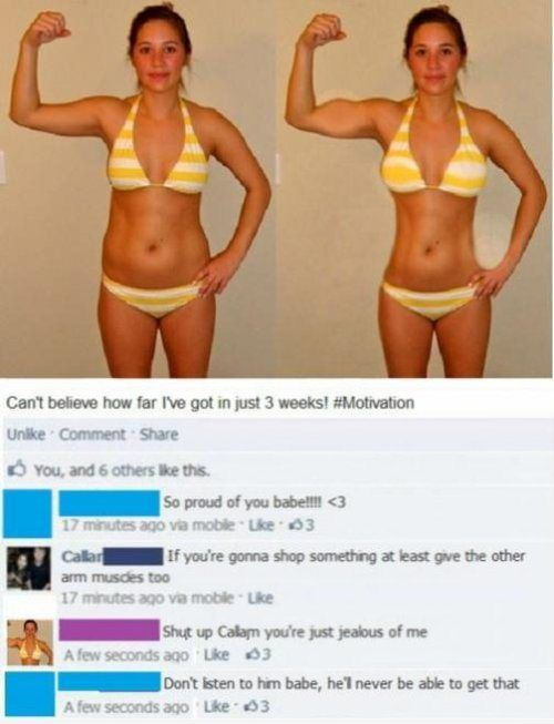 Hilarious And Unforgiving Facebook Fails (24 pics)