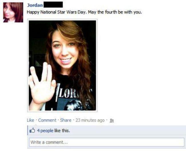 Hilarious And Unforgiving Facebook Fails (24 pics)