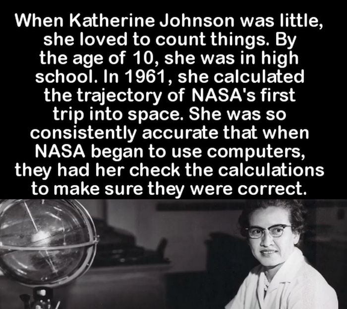 Fun Facts To Help You Up Your Knowledge Game (18 pics)