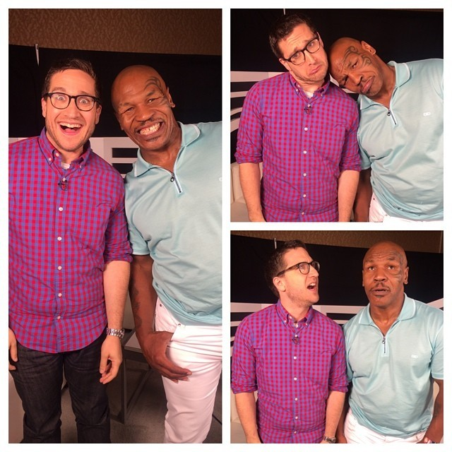 Josh Horowitz Always Takes Awesome Pictures With Celebrities (59 pics)
