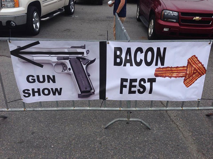 Things You Will Only See In The United States Of 'Murica (34 pics)