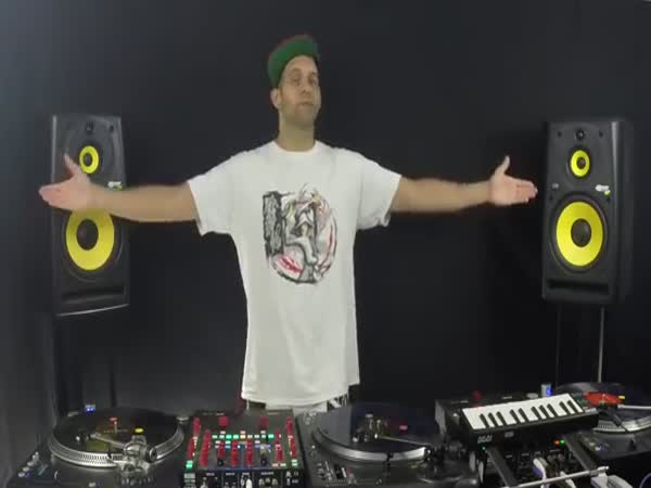 3-Time World DJ Champion DJ VEKKED 2015