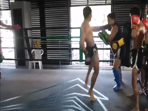 Crazy Taekwondo Fighter