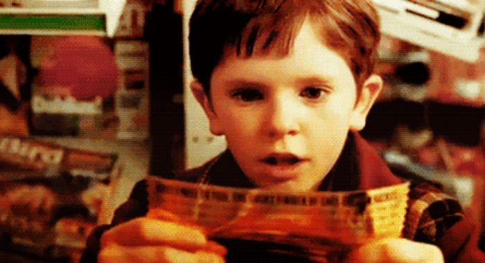 Charlie Bucket Back In The Day And Today (6 pics)