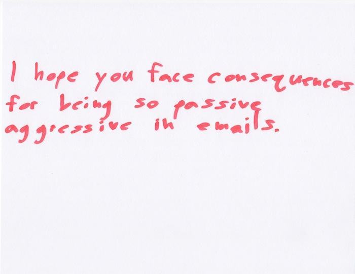 If Coworkers Left Honest Messages On Your Farewell Card (10 pics)