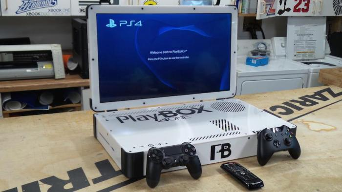 The PlayBox Is The Console Every Gamer Needs In Their Life (11 pics)