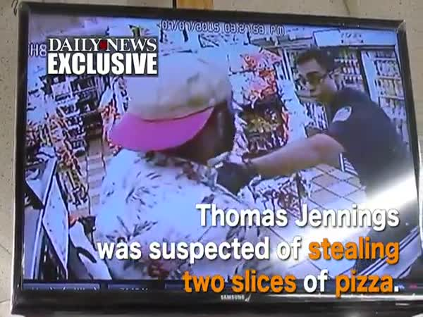 Horrific Police Brutality Caught On Store Camera