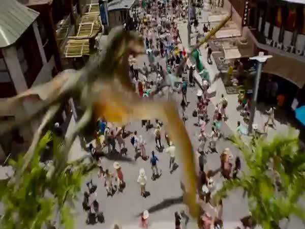Jurassic Park Parody